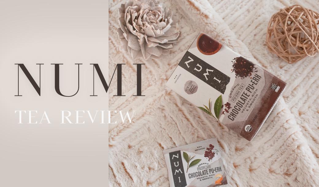 Numi: Chocolate Pu-Erh   First Impressions