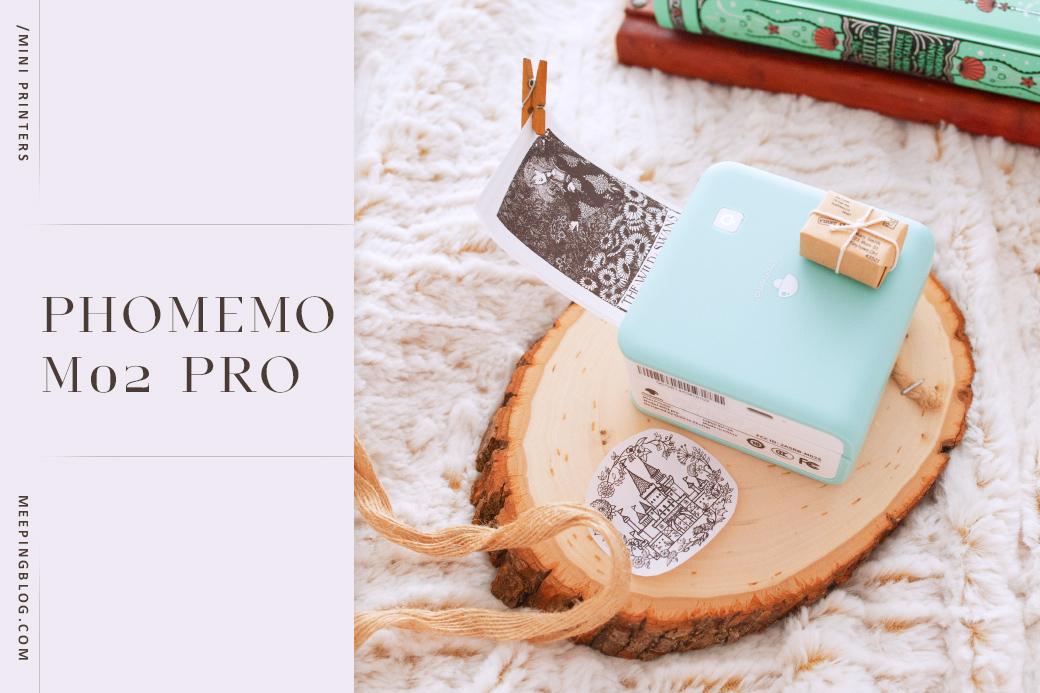 Phomemo M02 Pro   Mini Printers