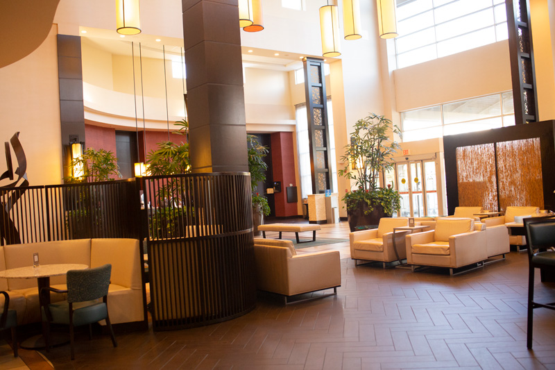Embassy Suites by Hilton - Lobby