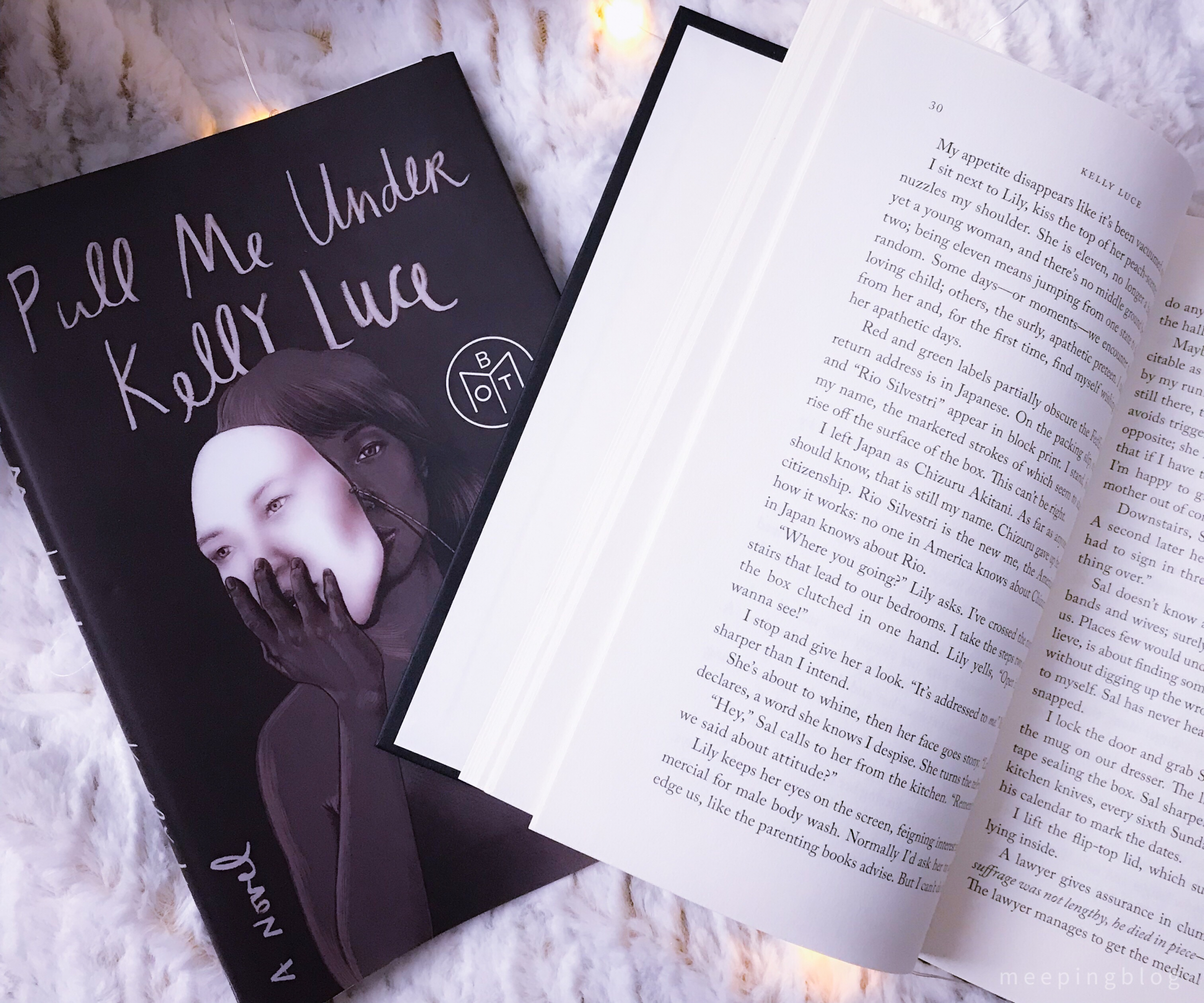 Pull Me Under by Kelly Luce | Book Review