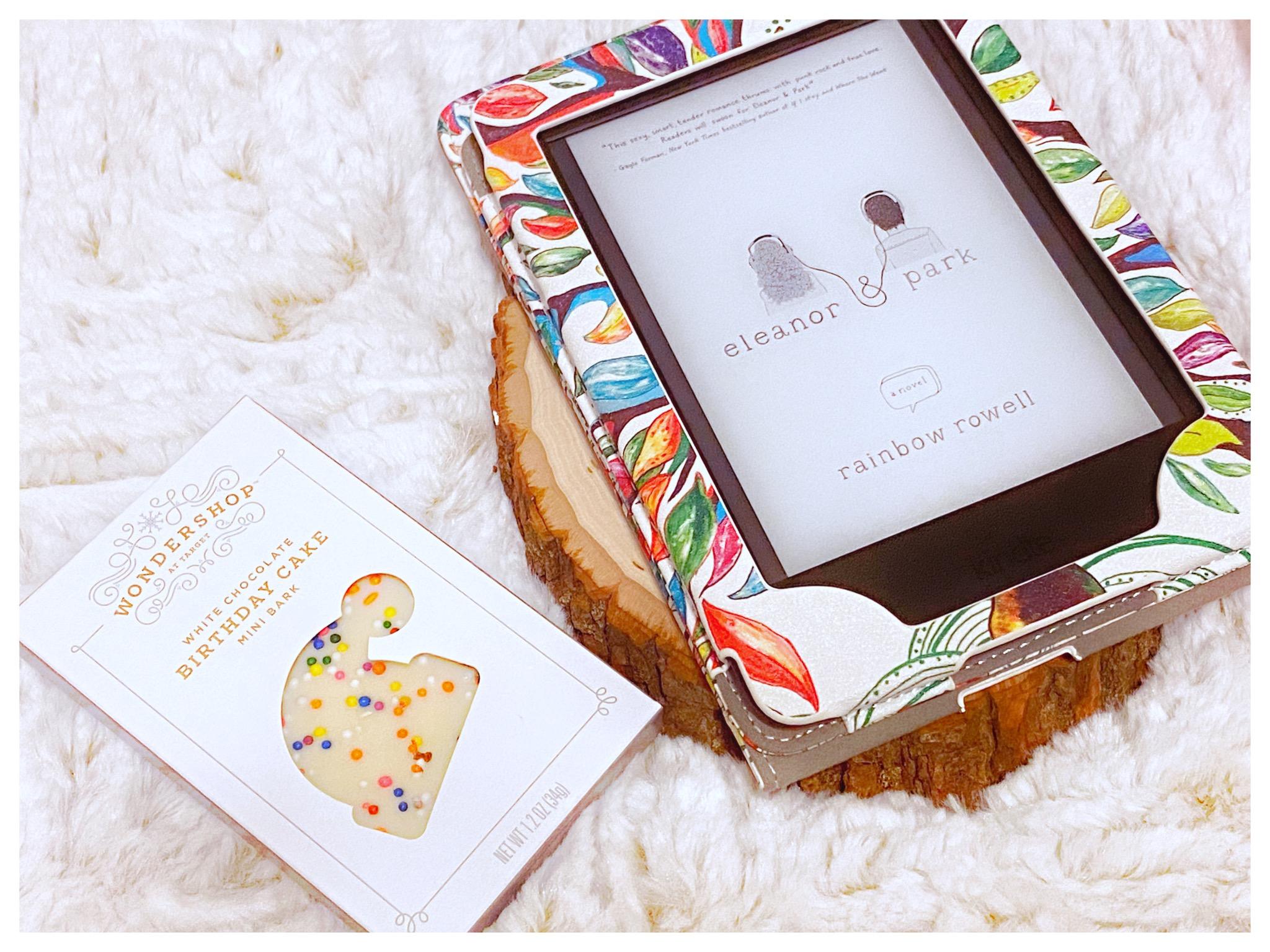 Wondershop White Chocolate Birthday Cake | Mini Review