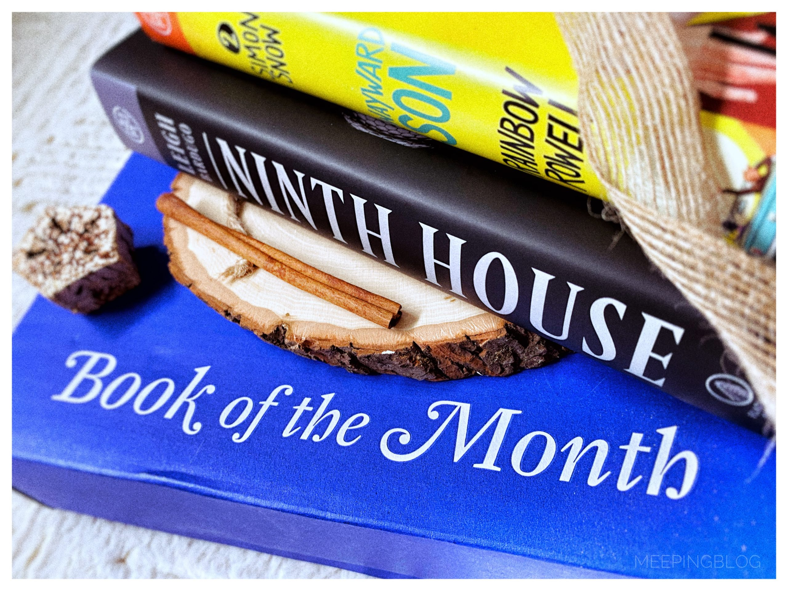 Book of the Month | November 2019