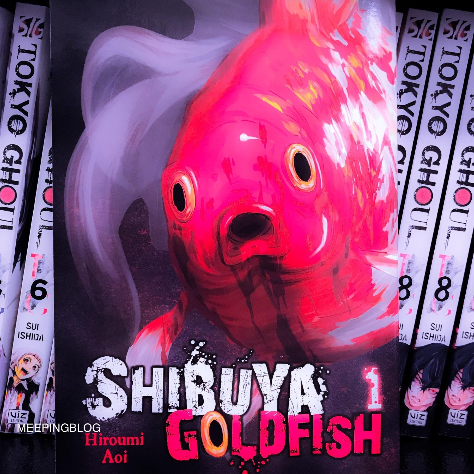 Shibuya Goldfish - Manga Review