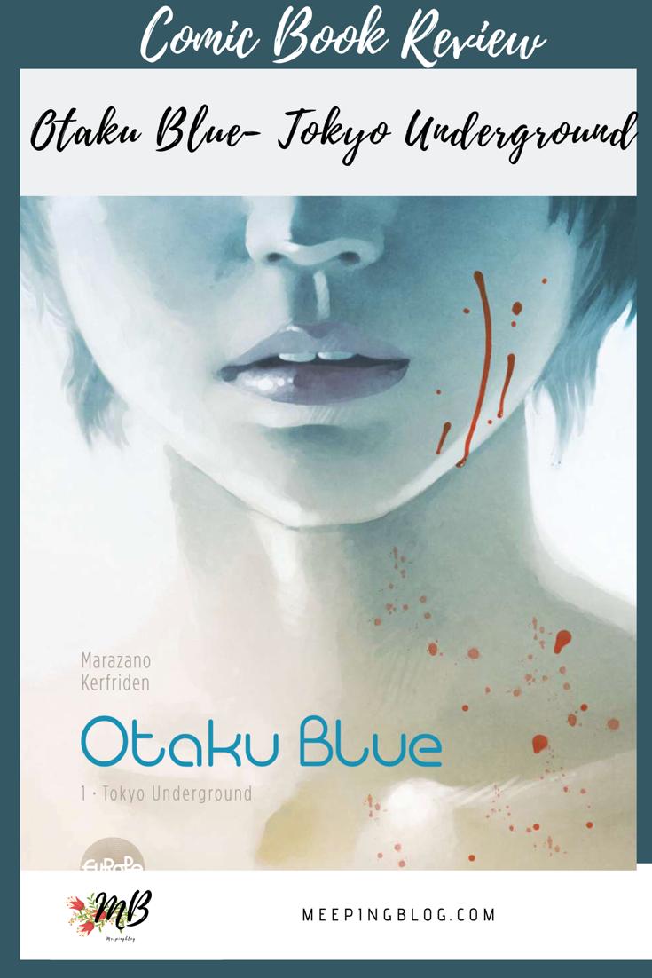 Comic Book Review | Otaku Blue