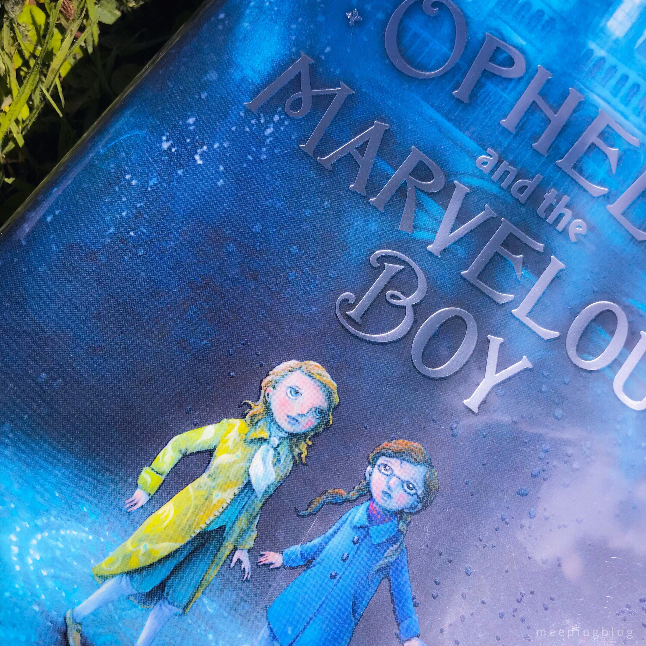 Ophelia and the Marvelous Boy | Book Review