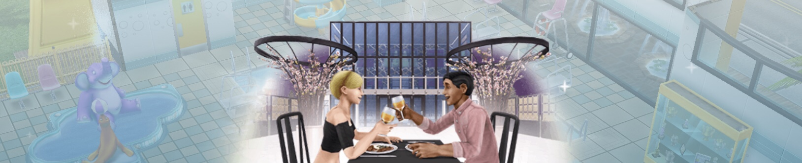 Sims FreePlay - Fine Dining Live Event