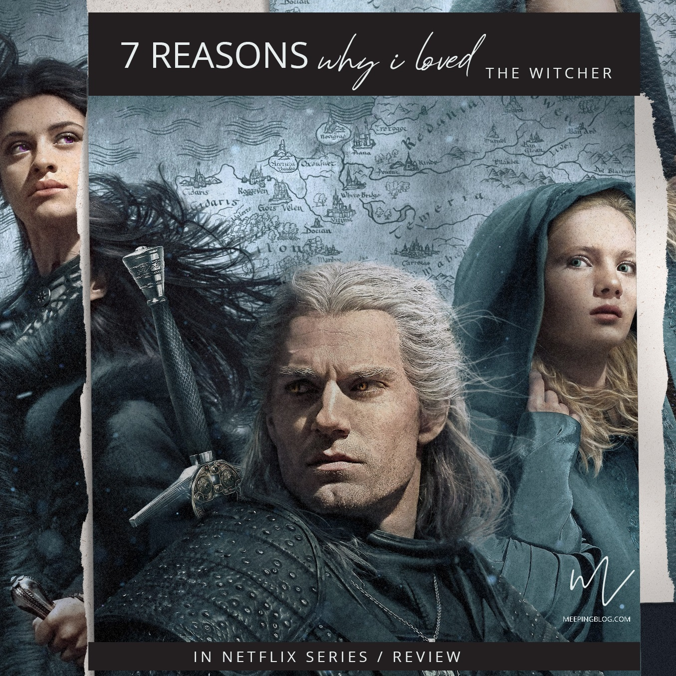 Seven Reasons Why I loved The Witcher